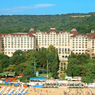 Melia Hotel Hermitage in Golden Sands, Black Sea Coast, Bulgaria
