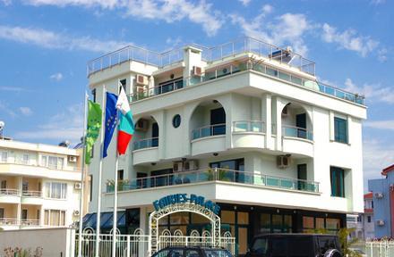 Geriausi viešbučiai Bulgarijoje