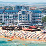 Hotel Chaika Beach in Sunny Beach, Black Sea Coast, Bulgaria
