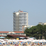 Hotel Kuban in Sunny Beach, Black Sea Coast, Bulgaria