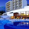 Hotel Horizont in Baska Voda, Central Dalmatia, Croatia