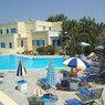 Avra Hotel in Kamari, Santorini, Greek Islands