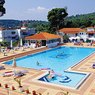 Caravos Hotel in Koukounaries, Skiathos, Greek Islands