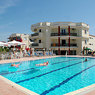 Karras Hotel in Laganas, Zante, Greek Islands