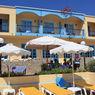 Pedi Beach Hotel in Pedi, Symi, Greek Islands