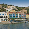 Nireus Hotel in Yialos, Symi, Greek Islands