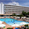 Hotel Caribe in Es Cana, Ibiza, Balearic Islands