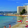 Hotel Hawaii Intertur Ibiza in San Antonio Bay, Ibiza, Balearic Islands
