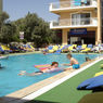 Mutlu Apartments in Altinkum, Aegean Coast, Turkey